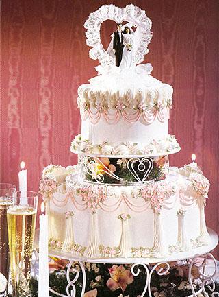Свадебные торты торты на заказ